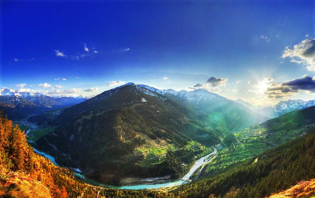 Most Beautiful Nature Spots Around the Austria