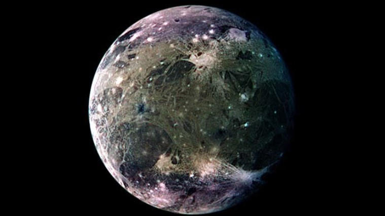 Astronomers Discover a Giant Underground Ocean on Jupiter's Moon