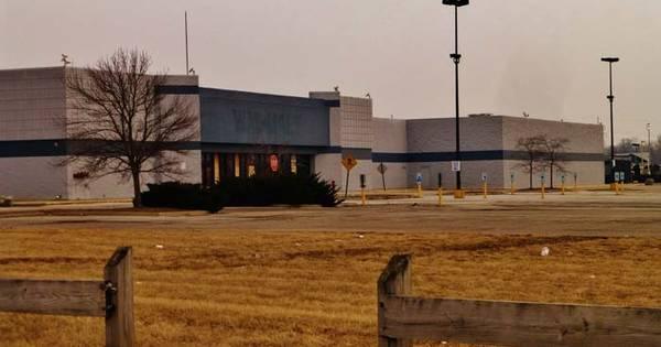 What One Town Did With This Abandoned Walmart Building Will Leave You Impressed