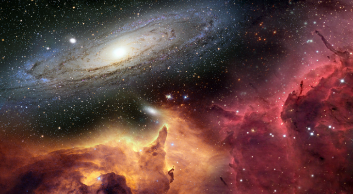 New Study Shows That Life Is Likely Abundant In Universe