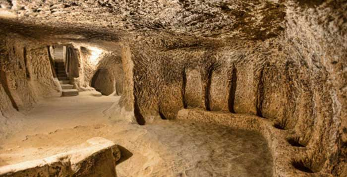 Huge 5,000-Year-Old Underground City Discovered in Turkey