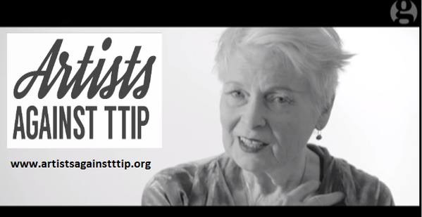 Why Artists Are Saying No to TTIP