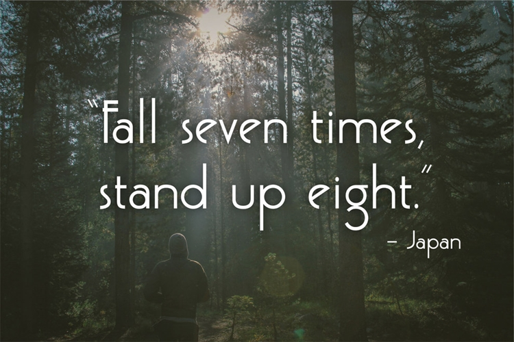 21 Beautiful And Inspirational Proverbs From Around The World - Fall - Japan