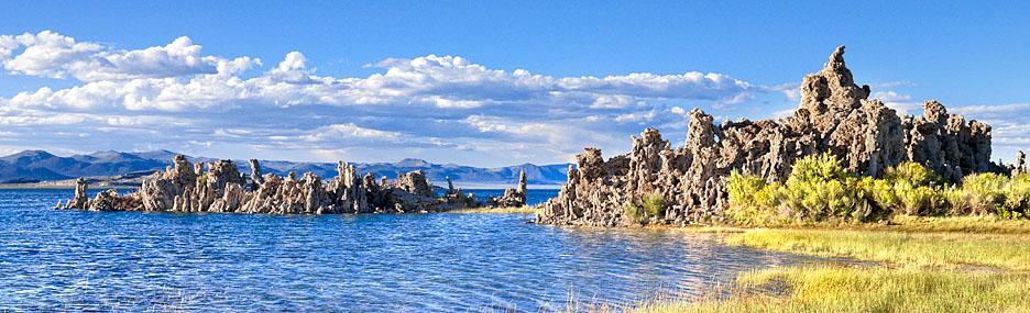 Tufa Towers of Mono Lake, California