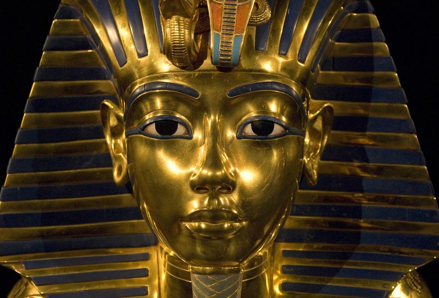 Tutankhamun Death Mask was Made for Nefertiti, Archaeologist says
