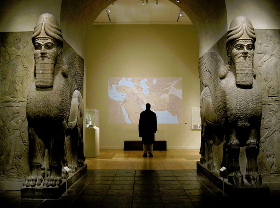 The Mythical Lamassu: Impressive Symbols for Mesopotamian Protection