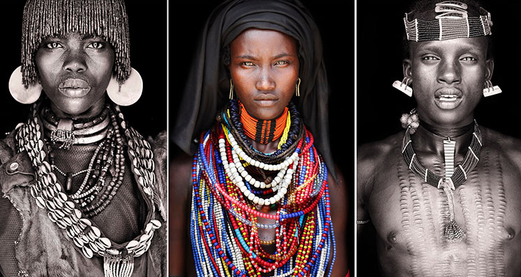Photos Of The Last African Nomads