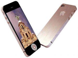 Diamond Rose iPhone