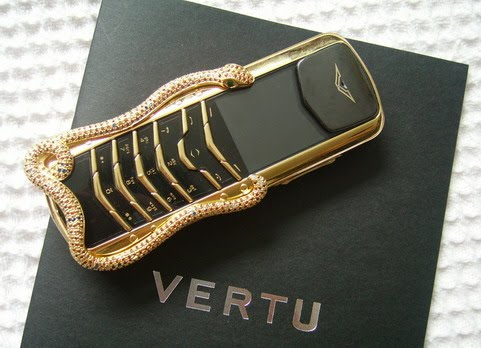Which are the top 10 most expensive mobile phones in the world?