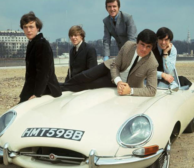 Rock Stars Cars - 14. Dave Clark – Jaguar E-Type
