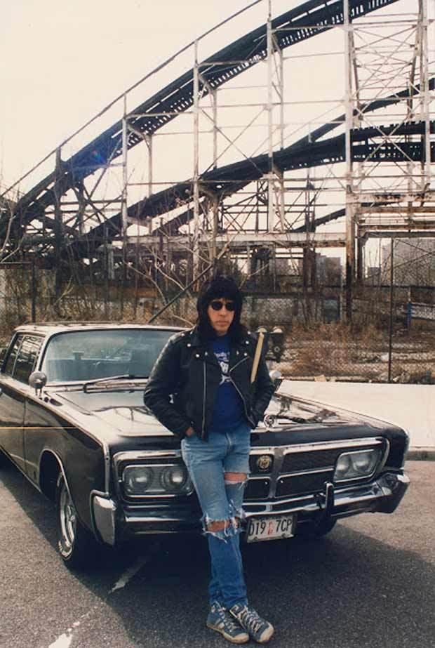 Rock Stars Cars - 9. Marky Ramone – 1965 Chrysler Imperial