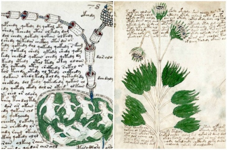 Unexplained Historical Objects - The Voynich Manuscript 1